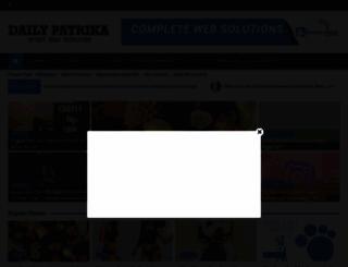 dailypatrika.com screenshot