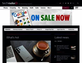 dailyradar.com screenshot