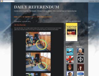 dailyreferendum.blogspot.com screenshot