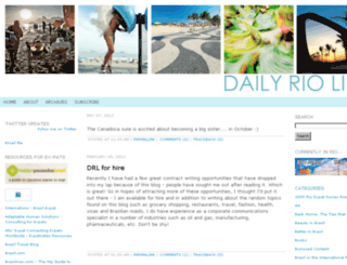 dailyriolife.typepad.com screenshot