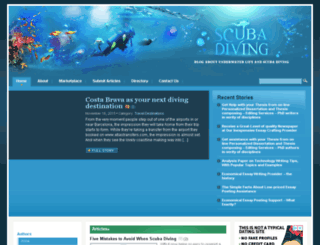 dailyscubadiving.com screenshot
