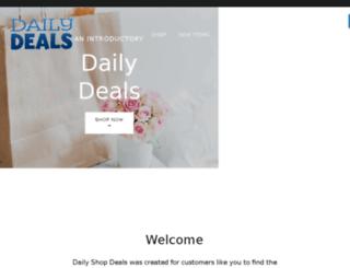 dailyshopdeals.net screenshot