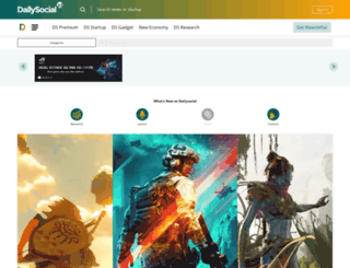 dailysocial.net screenshot