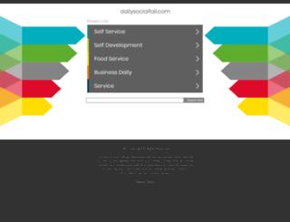 dailysocialfail.com screenshot