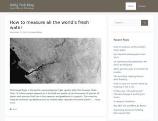 dailytechmag.com screenshot