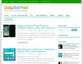 dailytechpoint.com screenshot