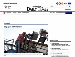dailytimes.com screenshot