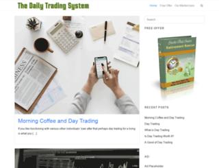 dailytradingsystem.org screenshot
