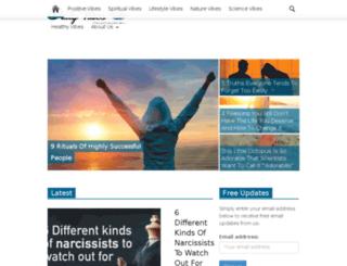 dailyvibes.org screenshot