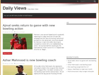 dailyviewz.com screenshot