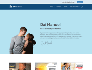daimanuel.com screenshot