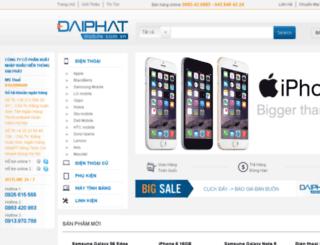 daiphatmobile.com screenshot