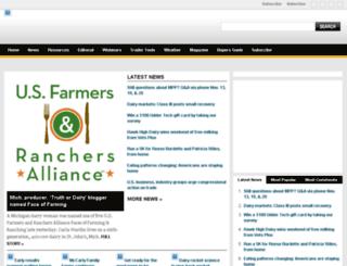 dairyherdnetwork.com screenshot
