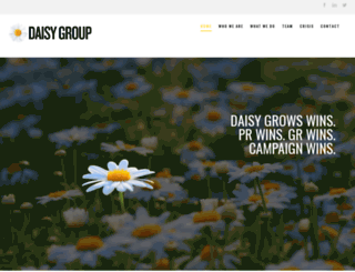 daisygroup.ca screenshot
