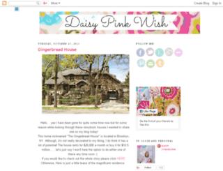 daisypinkcupcake.blogspot.com screenshot