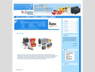 daito-elektrindo.co.id screenshot