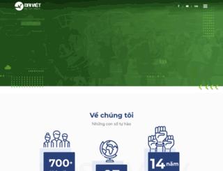 daivietgroup.net screenshot
