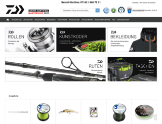 daiwa.am-angelsport-onlineshop.de screenshot