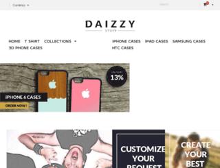 daizzystuff.com screenshot