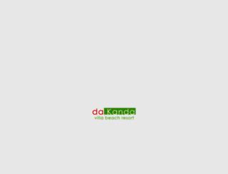 dakandaresort.com screenshot
