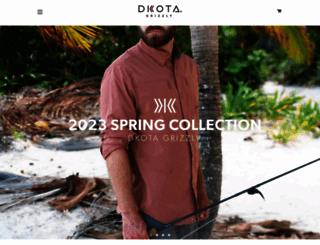 dakotagrizzly.com screenshot