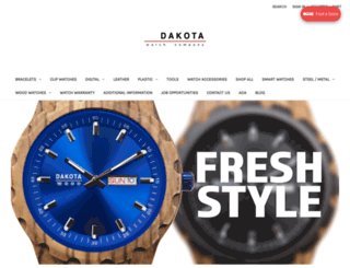 dakotawatchco.com screenshot