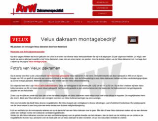 dakramenspecialist.nl screenshot