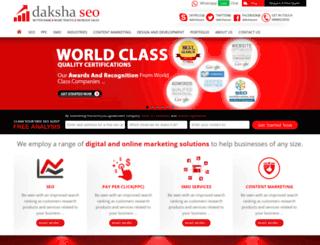 dakshaseo.com screenshot