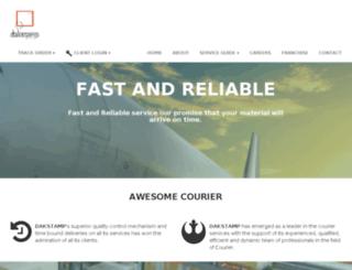 dakstamp.com screenshot