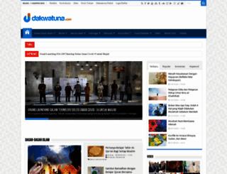 dakwatuna.com screenshot