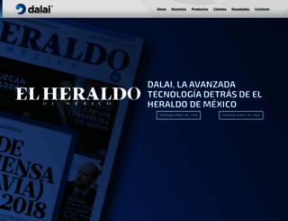 dalai.com screenshot
