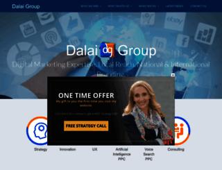 dalaigroup.com screenshot