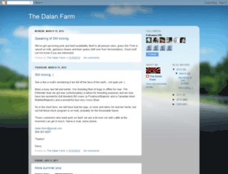 dalanfarm.blogspot.com.ar screenshot