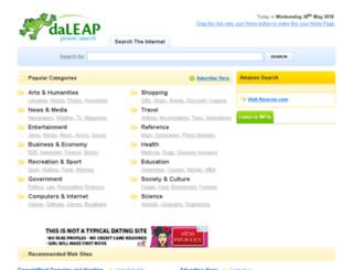 daleap.com screenshot