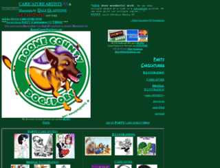 dalegladstone.com screenshot