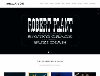 dalessandroegalli.com screenshot