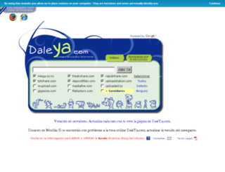 daleya.com screenshot