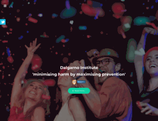 dalgarnoinstitute.org.au screenshot