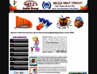 dalilagroup.com screenshot