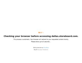 dallas.storeboard.com screenshot
