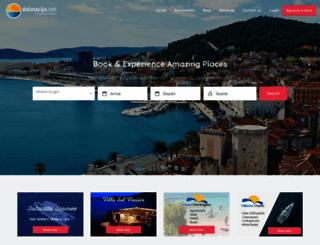 dalmacija.net screenshot