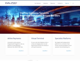 dalpay.com screenshot