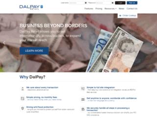 dalpay.is screenshot