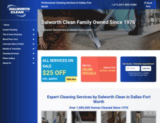 dalworth.com screenshot