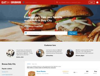 daly-city.eat24hours.com screenshot