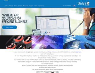 dalys.wpengine.com screenshot