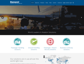 damarel.com screenshot