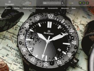 damaskousa.com screenshot