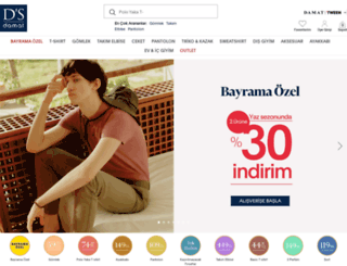 damat.com.tr screenshot