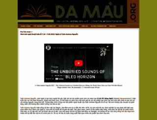 damau.org screenshot
